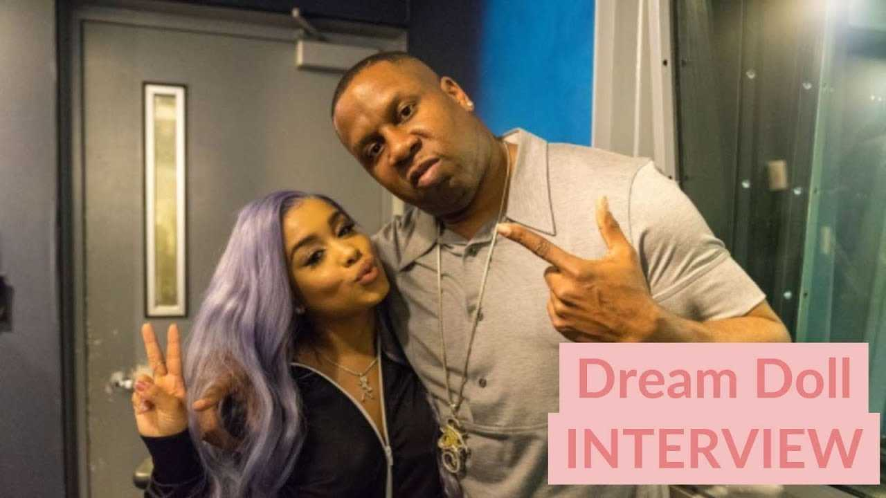 Dream Doll on DJ Self, Fake Body Parts & Getting into Music