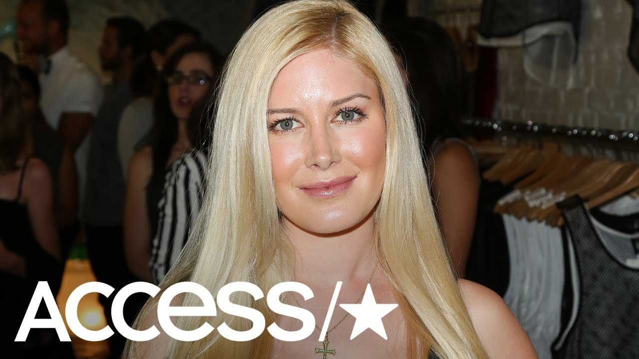 Heidi Montag Says Her Plastic Surgery Was Nearly Fatal: 'I Died For A Minute' | Access