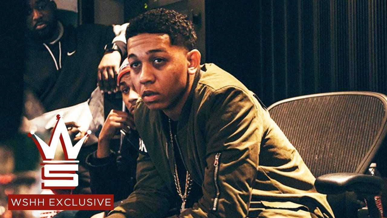 """Lil Bibby """"Lonzo"""" (WSHH Exclusive - Official Audio)"""