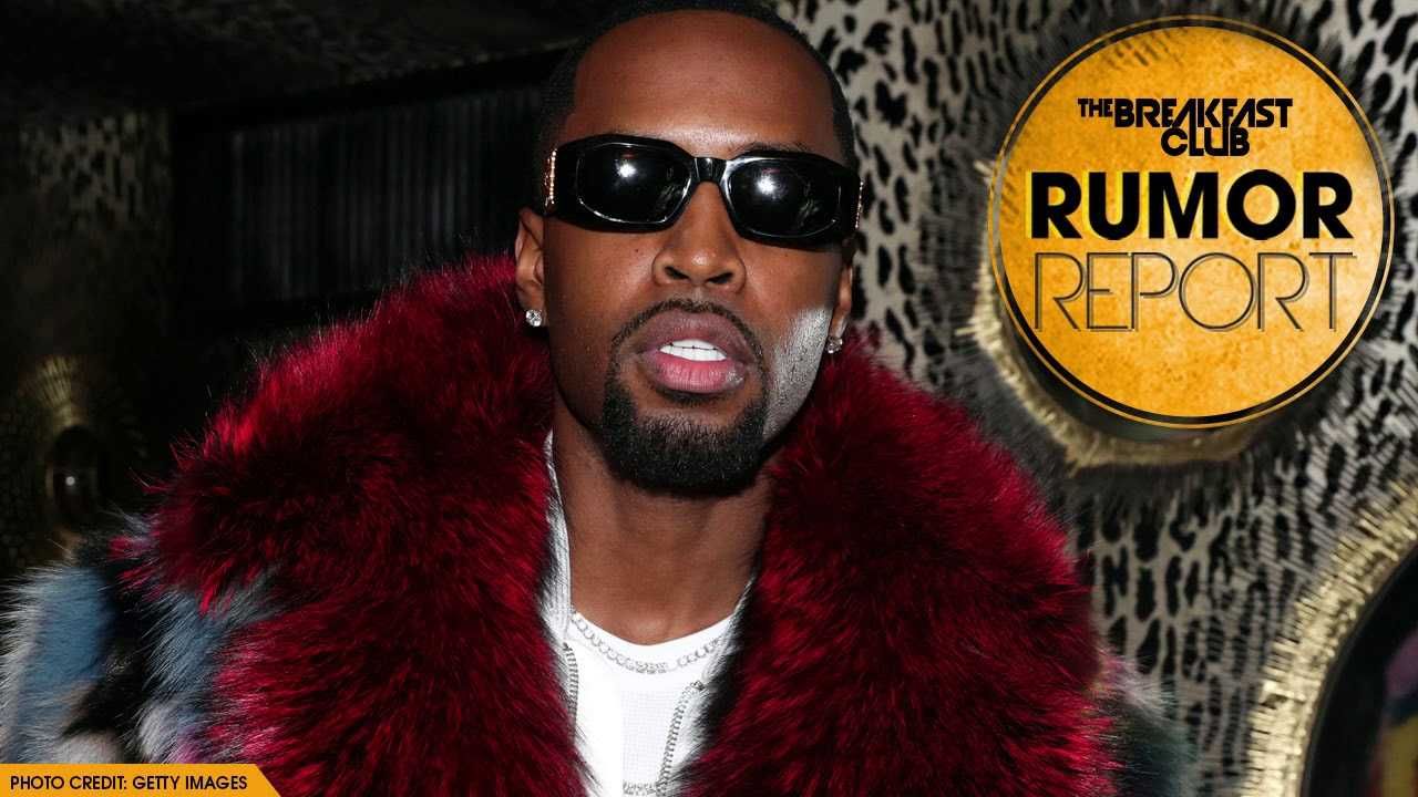 Safaree Knows One Of His Alleged Robbers