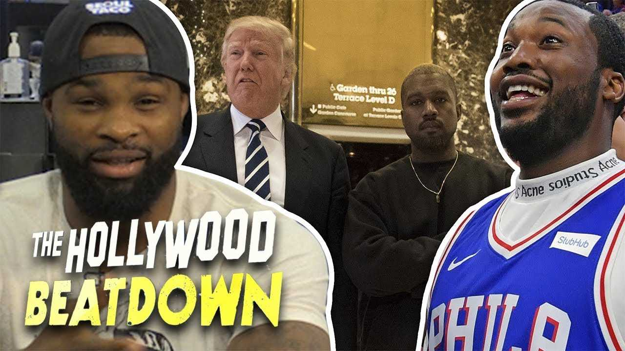 Tyron Woodley Rips Kanye for Trump Support | The Hollywood Beatdown