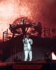 "Jamie Foxx Performing "" Sexual Healing: During KYGO's Coachella Set"