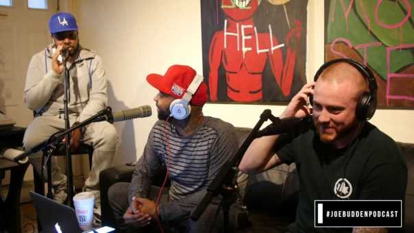 """""""This Is America""""   The Joe Budden Podcast"""