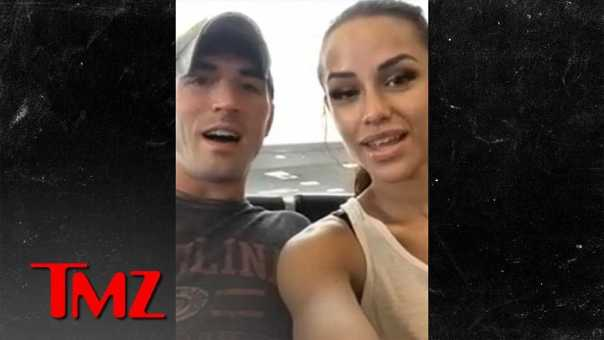 'Amazing Race' Winners Cody & Jessica Want Evel Dick to Get an Invite | TMZ