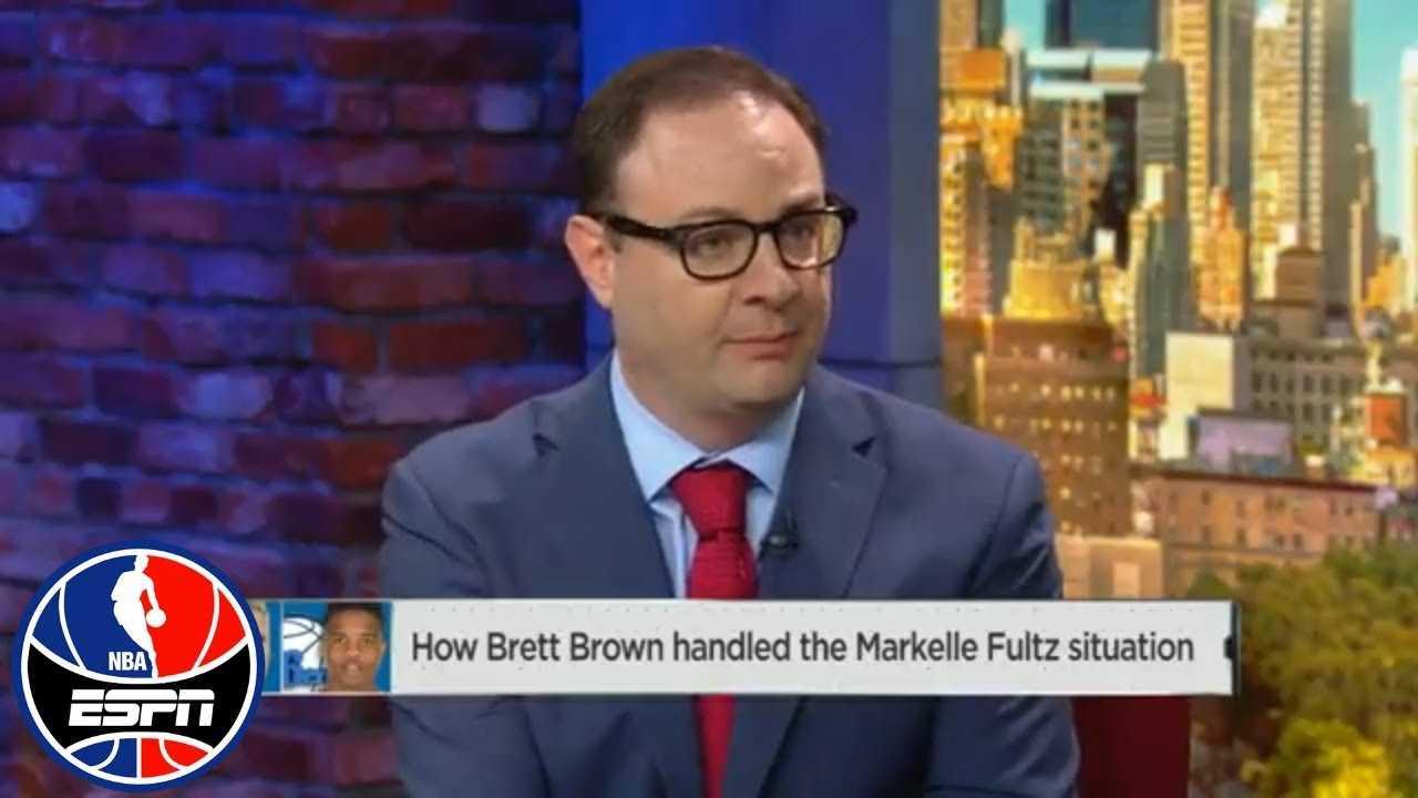 Brett Brown had to walk a tight rope handling Markelle Fultz 'issues' | NBA Countdown | ESPN