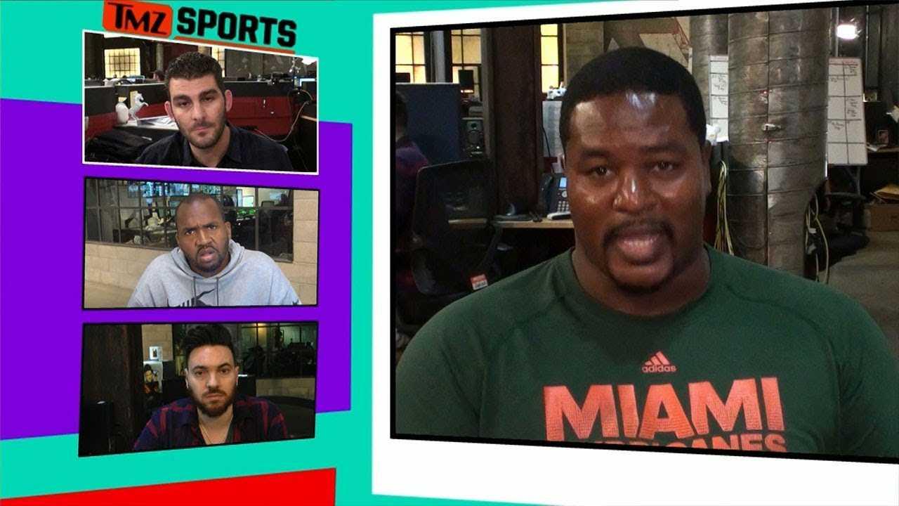 Bryant McKinnie to Kaepernick: I Beat NFL In Collusion Case!