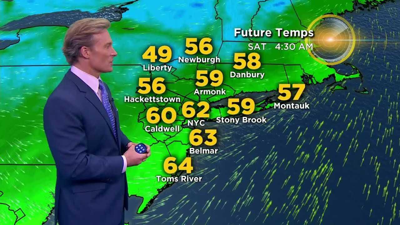 CBS2 Weather Update