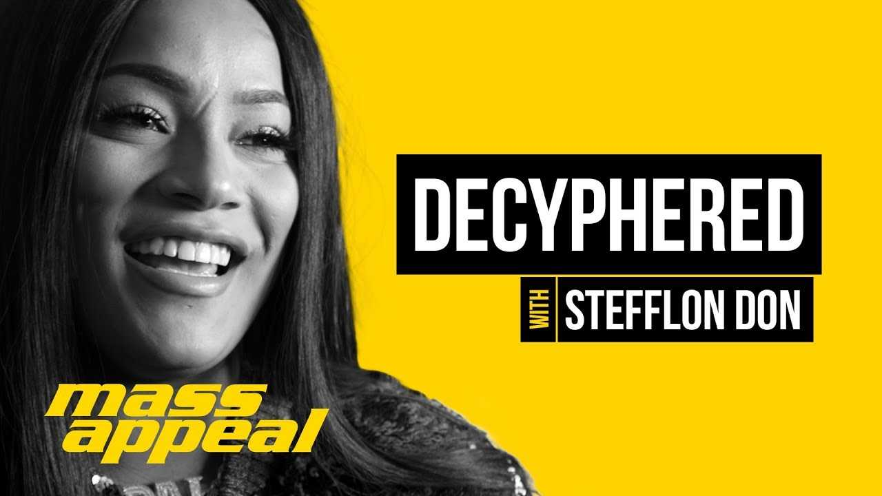 Decyphered: Stefflon Don   Mass Appeal