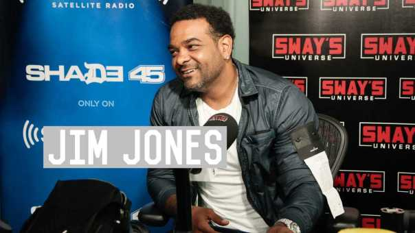 Jim Jones Talks Reconnecting with Jay-Z and Cam'ron, Being Blackballed and New Album 'Wasted Talent'