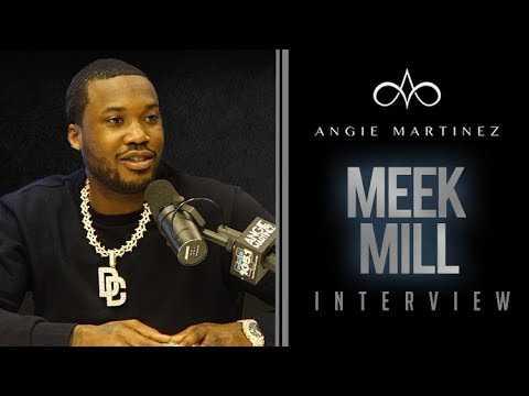 Meek Mill Talks #FreekMeek, Kanye West & Helping Others Regain Freedom