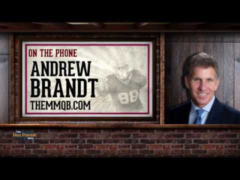 MMQB's Andrew Brandt Talks Mayfield/Patriots & More with Dan Patrick | Full Interview | 5/2/18