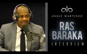 Newark Mayor Ras Baraka Talks Re-election + Differences Between Obama…