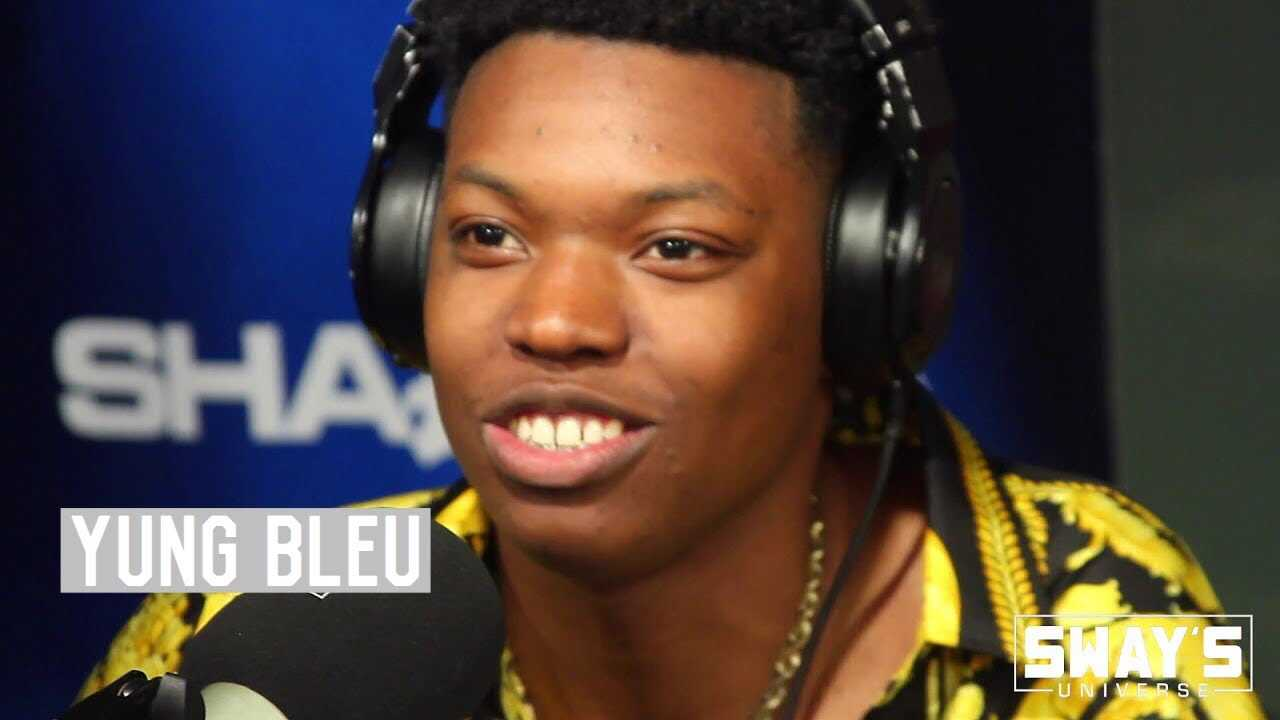 Yung Bleu Talks 'Bleu Vandross' Mixtape and 'Investments' Series + Flows on Sway In The Morning