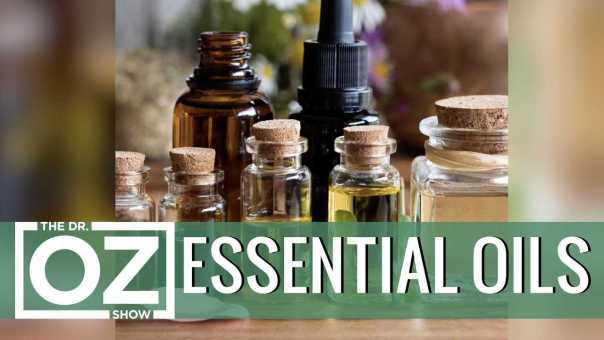 4 Essential Oils to Relieve a Cold
