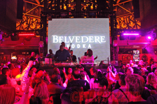 Celebrity Sighting: Shaquille O'Neal Performs Surprise DJ Set at Chateau Nightclub & Rooftop Saturday Night