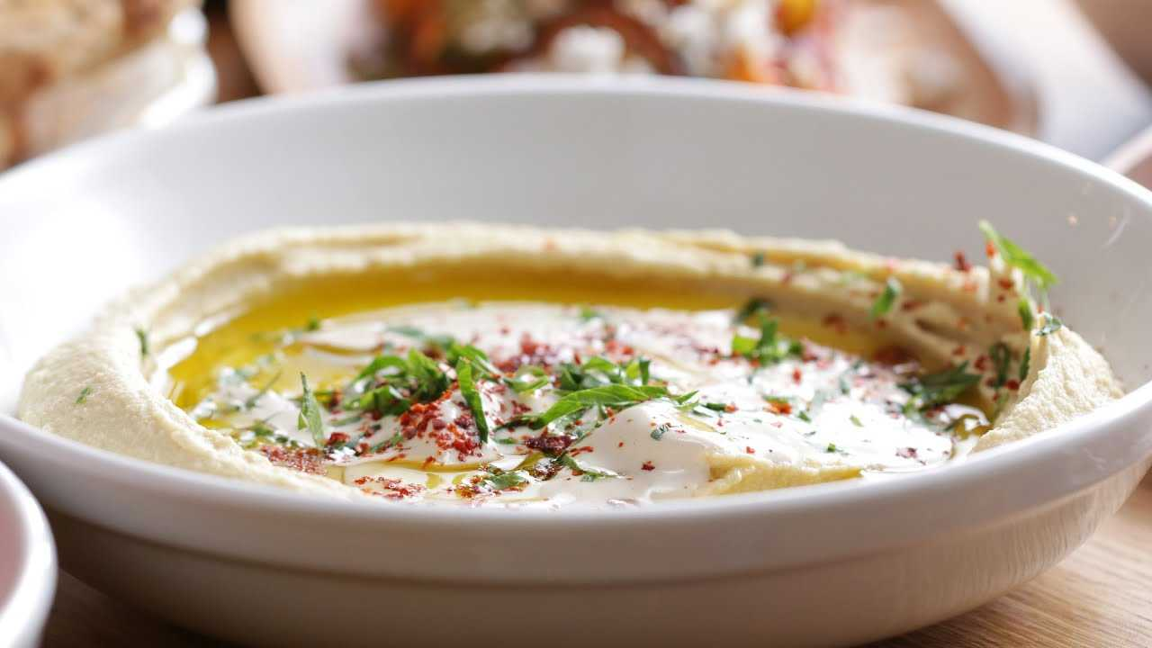 Best Classic Hummus / As Made By Alon Shaya
