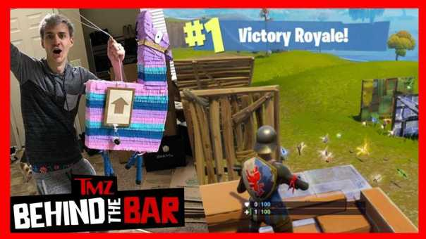 Fortnite Faces Lawsuit From Other Massively Popular Game | Behind the Bar