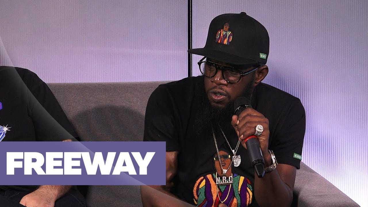 Freeway Updates On Finding A Kidney Match + Talks Jay-Z, New Album