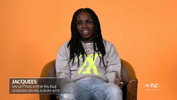 Jacquees on Collaborating with 90s Legends
