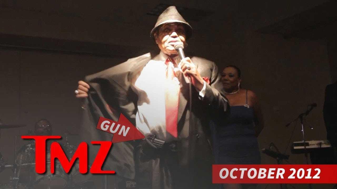 Joe Jackson Flashes a Piece in 2012 | TMZ