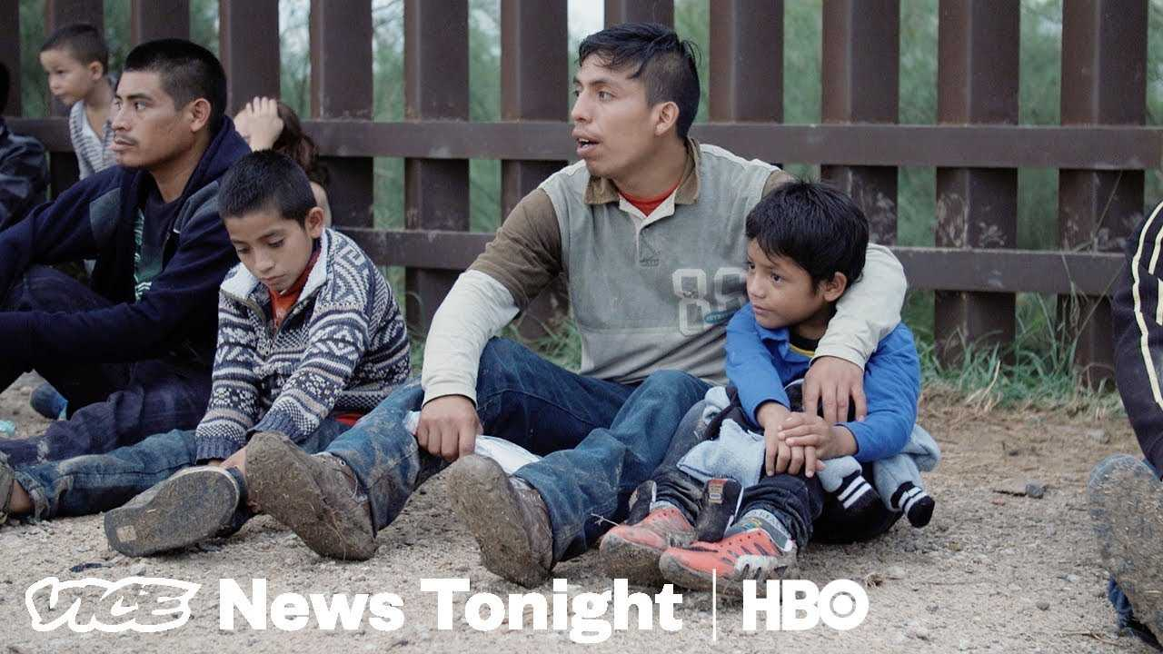 Listen To A Judge Tell An Immigrant Mother He Doesn't Know Where Her Child Is (HBO)