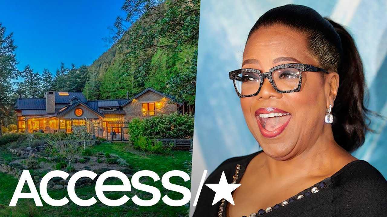 Oprah Winfrey Buys $8 Million Pacific Northwest Estate | Access
