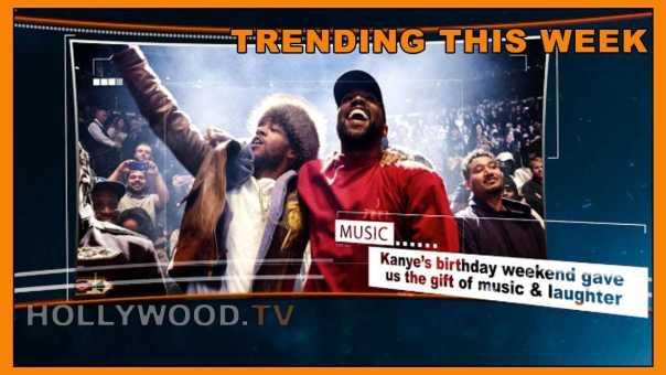 TRENDING THIS WEEK ON – Hollywood TV