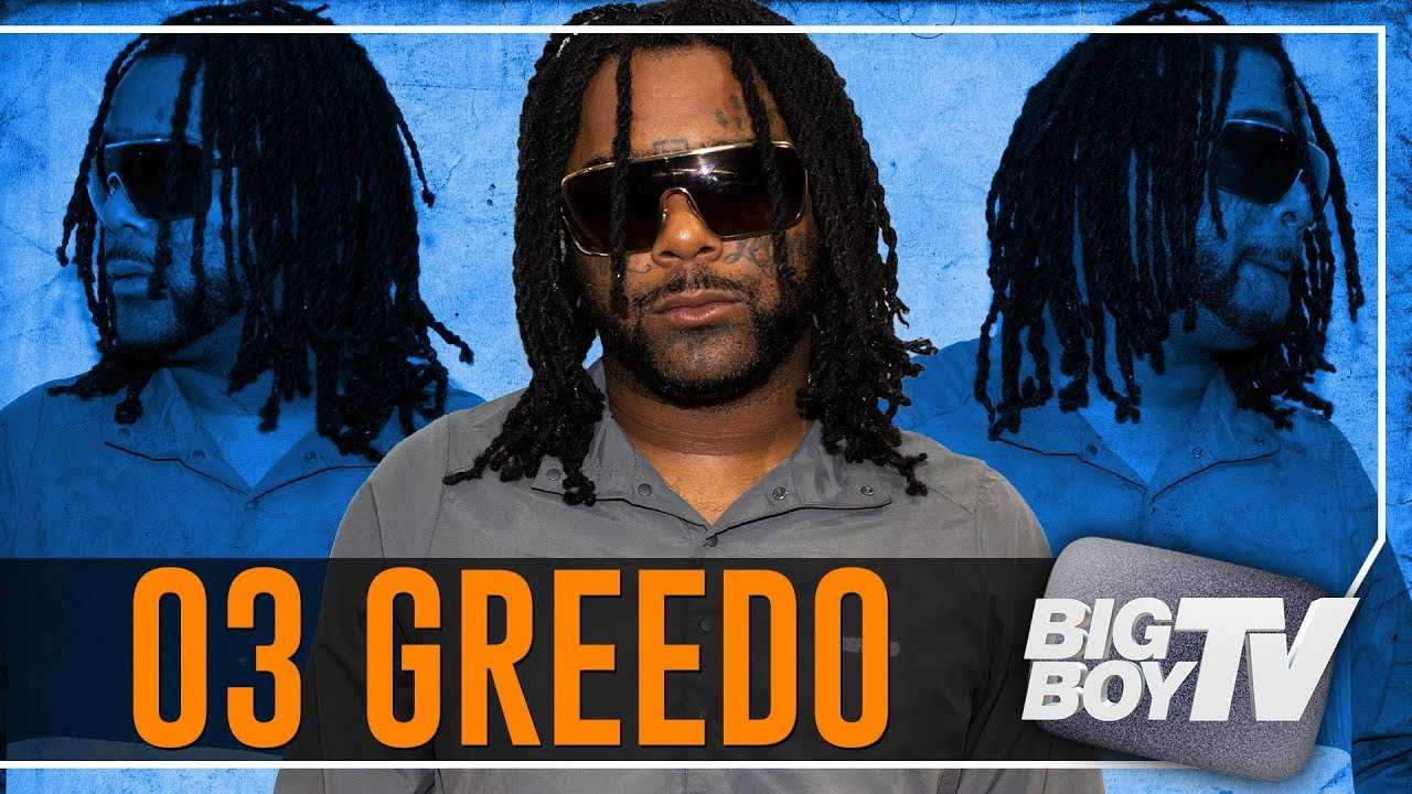 03 Greedo on Facing 20 Years, Tupac, Recording 21 Albums & A Lot More!