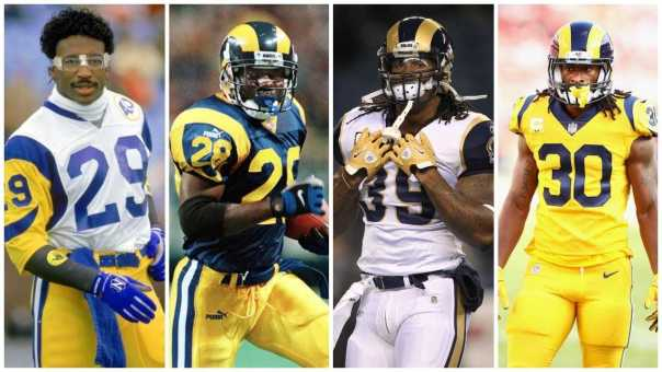 10 NFL Teams That Always Have AWESOME Running Backs