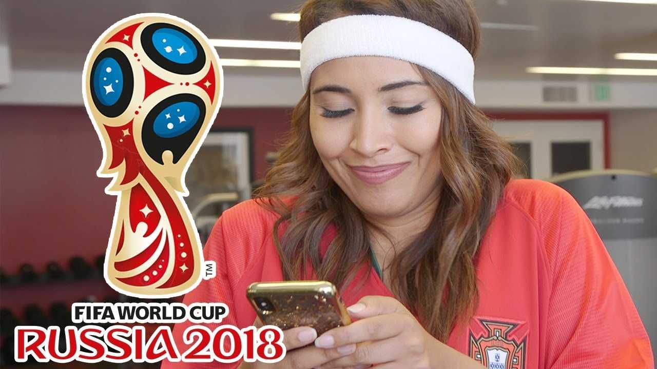 A Day In The Life Of Britt Johnson | 2018 FIFA World Cup