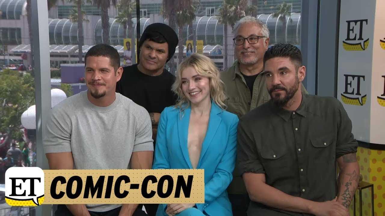 Comic-Con 2018: Mayans MC Cast Interview