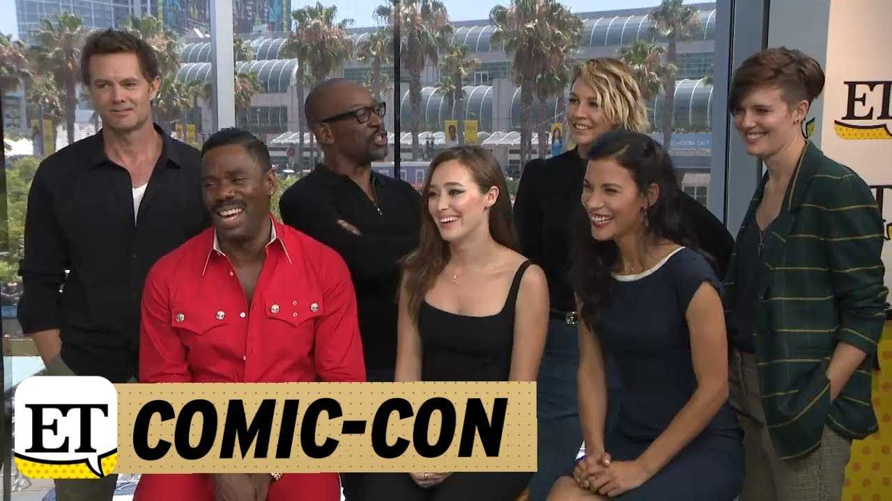 Comic-Con 2018: The Cast Of Fear The Walking Dead Teases A New Character!