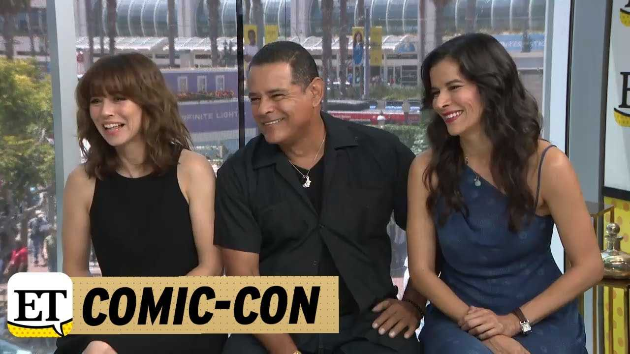 Comic-Con 2018: The Cast Of The Curse of La Llorona Shares Their Biggest Fears!
