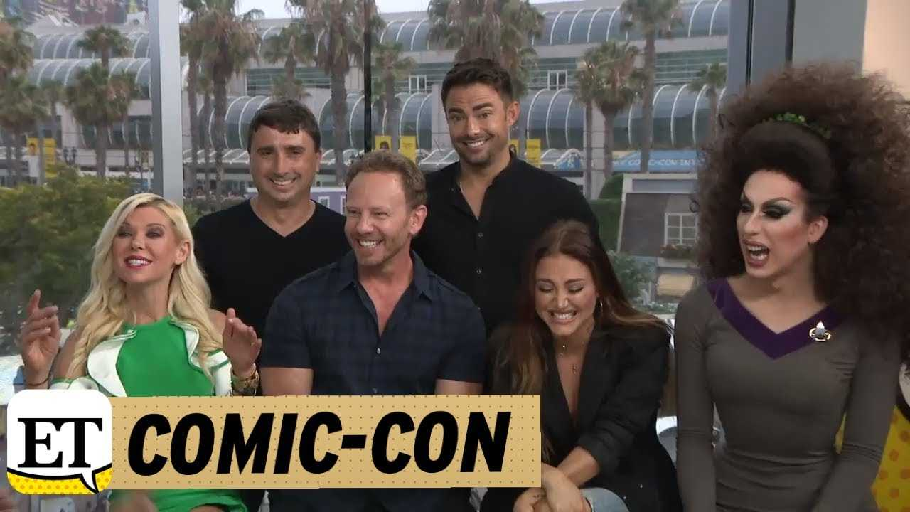 Comic-Con 2018: The Cast Of The Last Sharknado Reveal Their Favorite Shark Kills