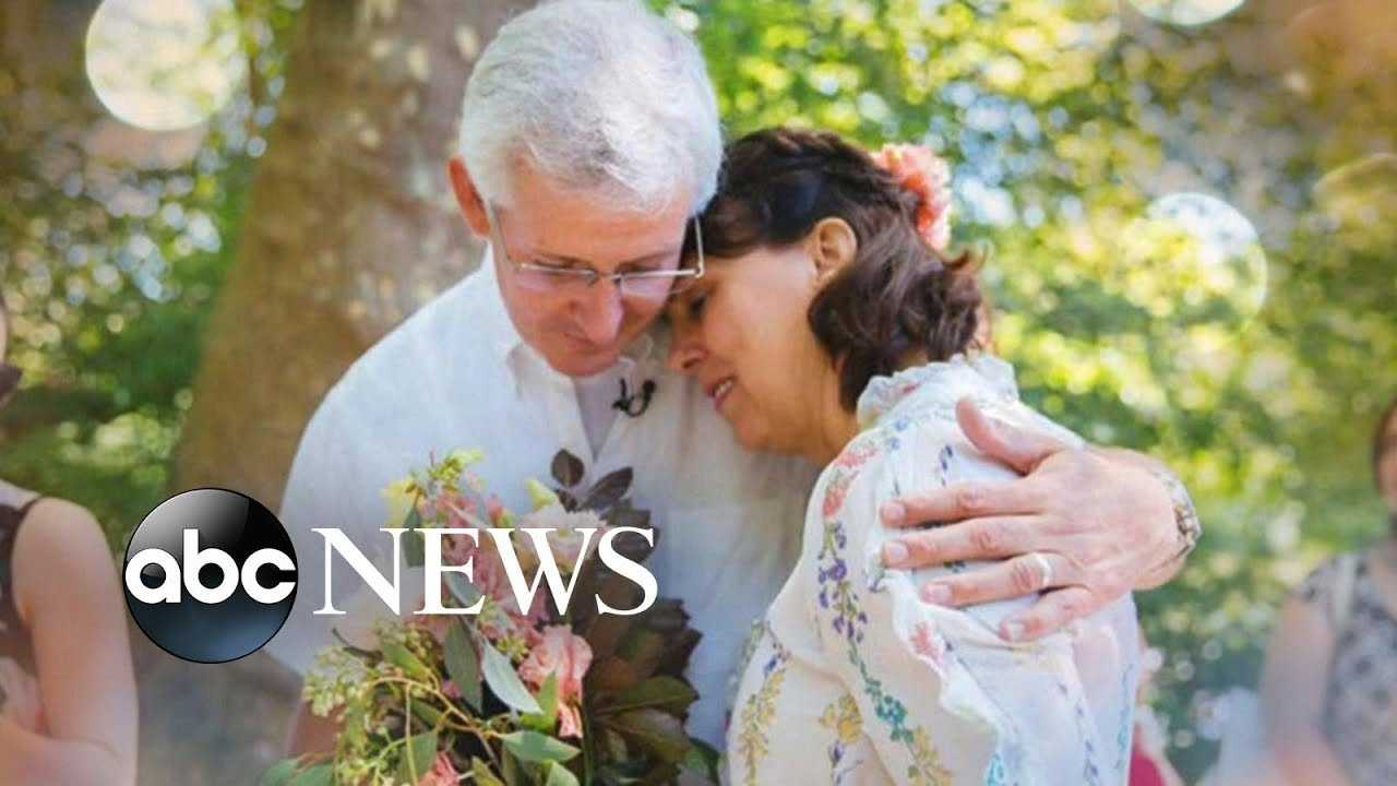 Couple to redo wedding after wife gets amnesia to 'give her that memory'