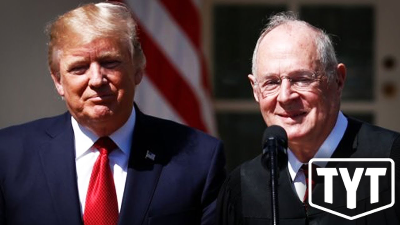 Did Trump Make A Deal With Justice Kennedy?