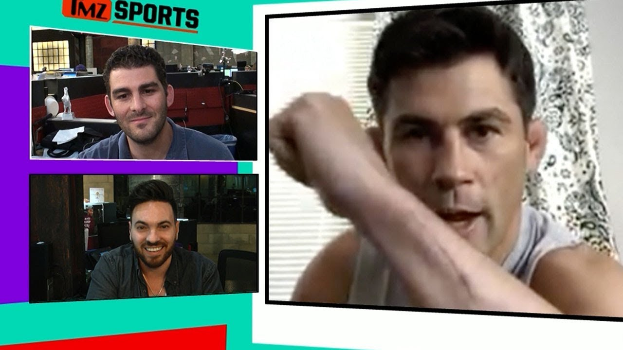 Dominick Cruz's Broken Arm Is Still Jacked Up, Hoping to Fight In 2018