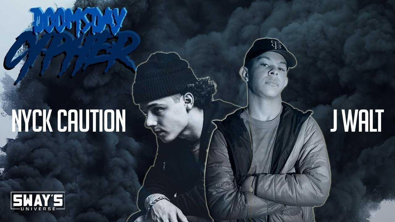 Doomsday Cypher '17: JWalt and Nyck Caution