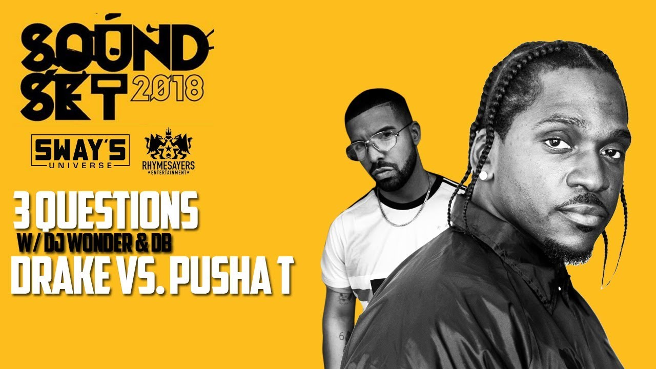 Drake vs. Pusha T Beef: Prof, 9th Wonder, Rapsody and M80 Weigh In