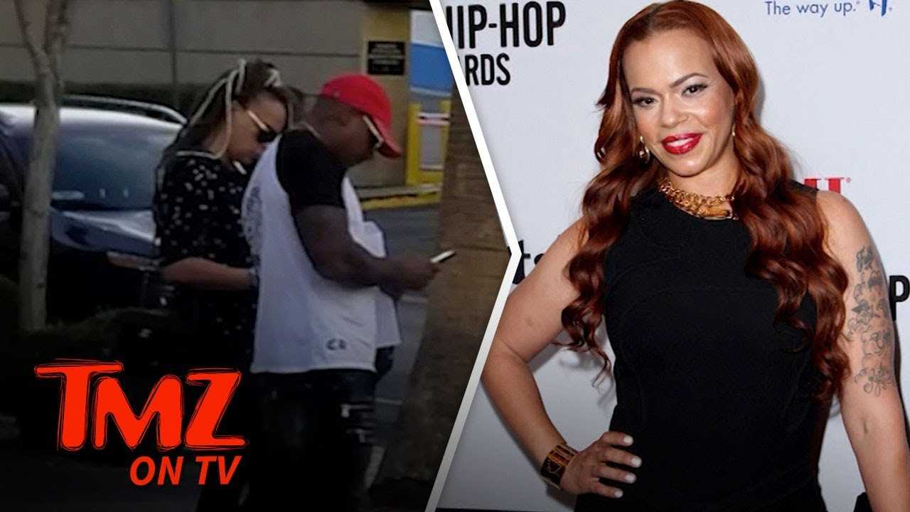 Faith Evans & Stevie J Got Married! | TMZ TV