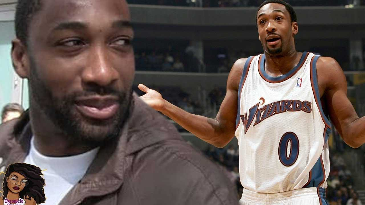 Gilbert Arenas Hit With Restraining Order After He Threatens To Send Explicit Pics To Ex's Son