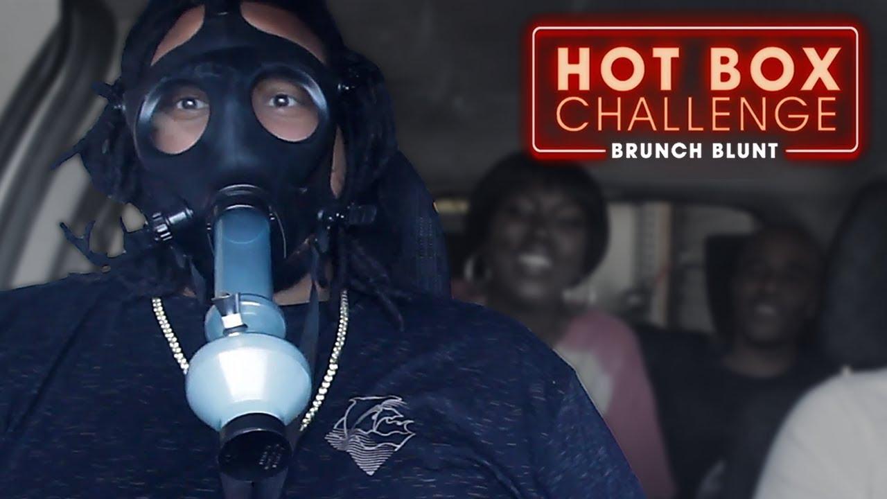 HIGHQ Challenge ft.Deazy, Brent, & Jonnae | Hot Box Challenge