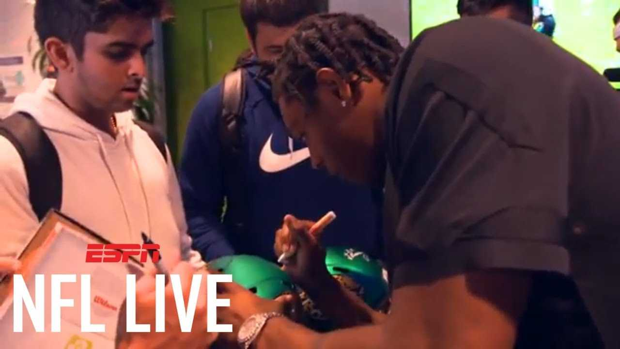 Inside Jalen Ramsey's charity weekend for the Boys and Girls Club | NFL Live | ESPN