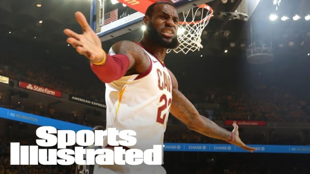 Is Los Angeles Or Houston The Most Sensible Situation For LeBron? | SI NOW | Sports Illustrated