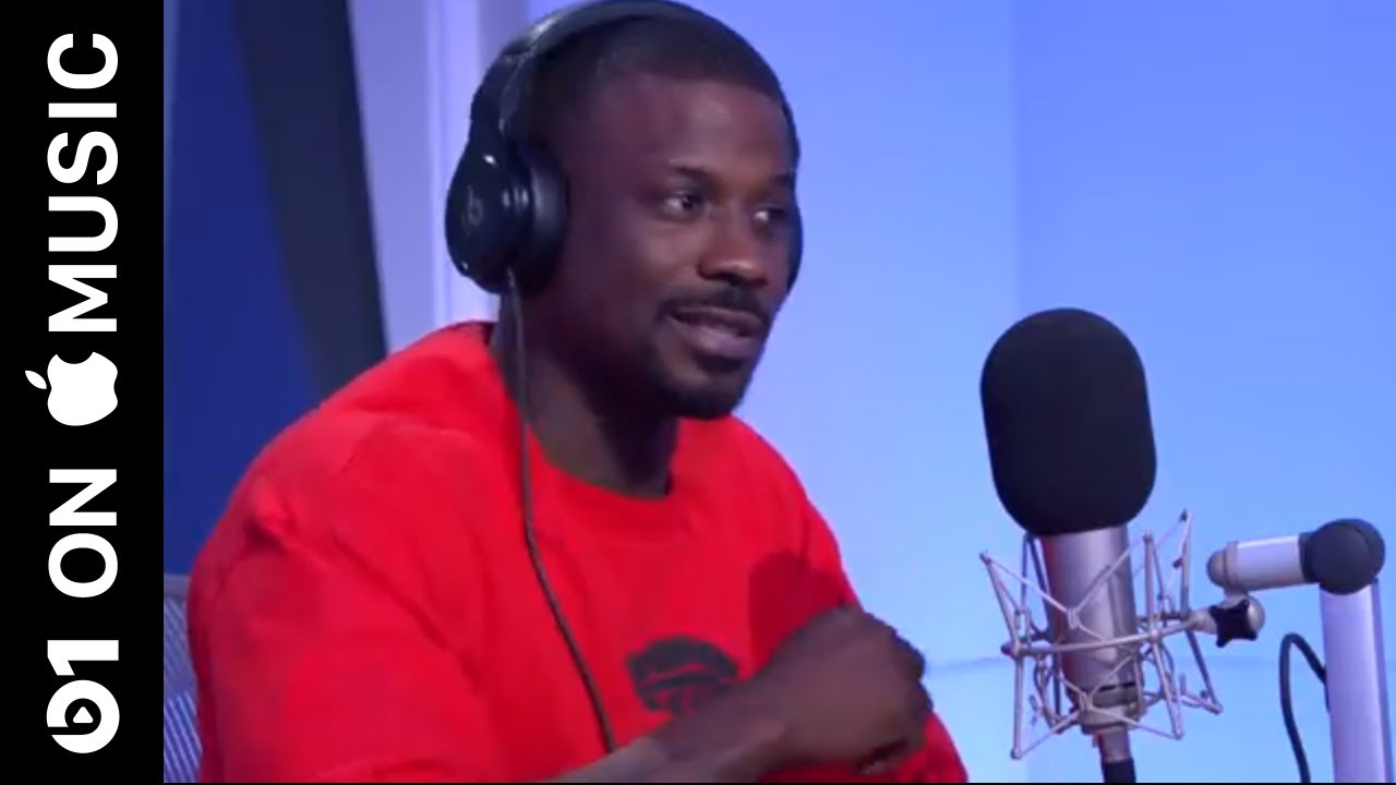 Jay Rock: Working with J. Cole [CLIP]   Beats 1   Apple Music