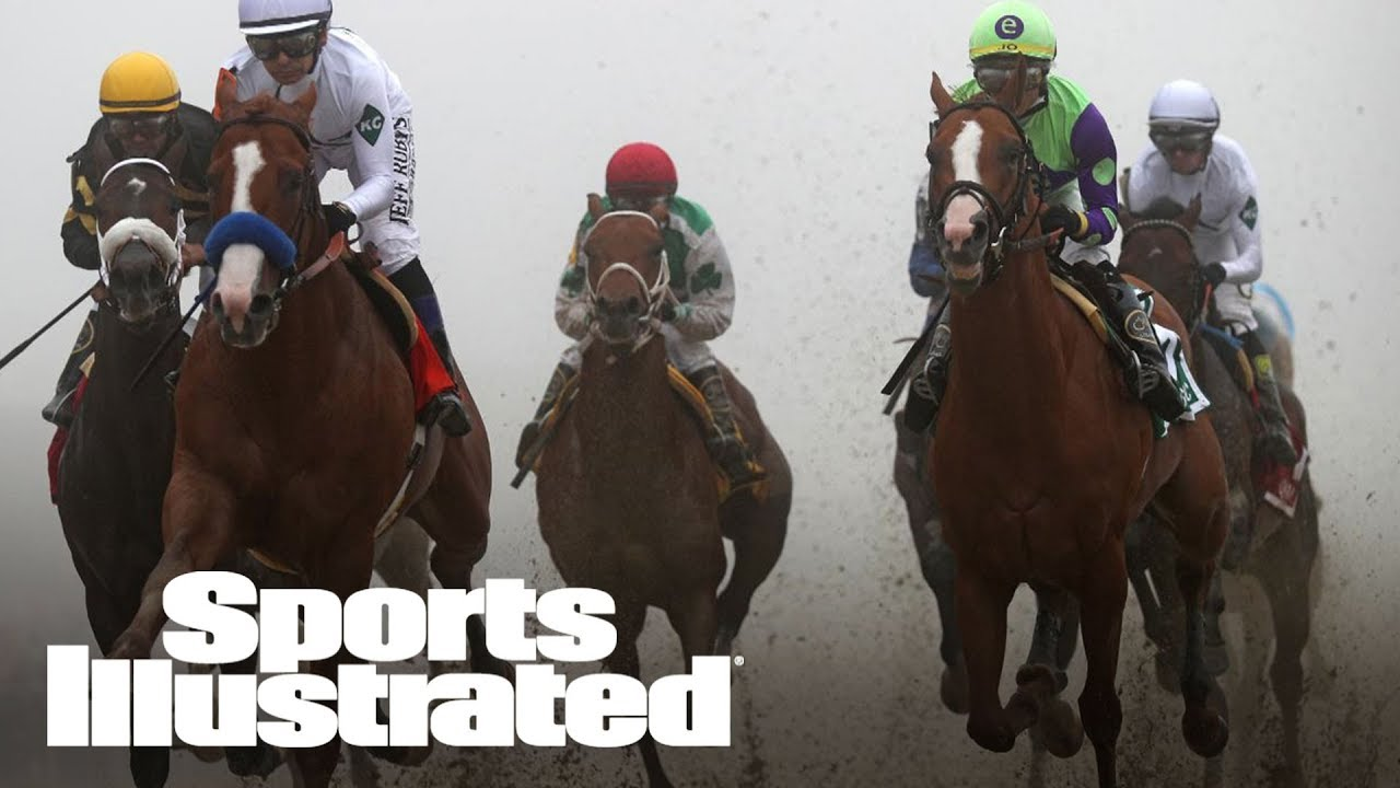 Justify Is Favorite To Win Belmont, Capture Triple Crown | SI WIRE | Sports Illustrated