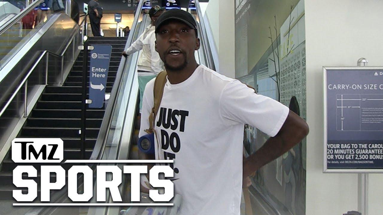 Kentavious Caldwell-Pope Mulling Ways to Welcome LeBron to Lakers | TMZ Sports