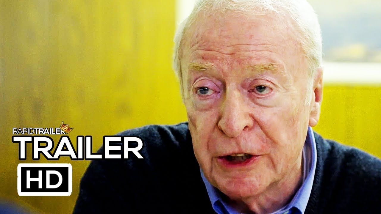 KING OF THIEVES Teaser Trailer (2018) Michael Caine Movie HD