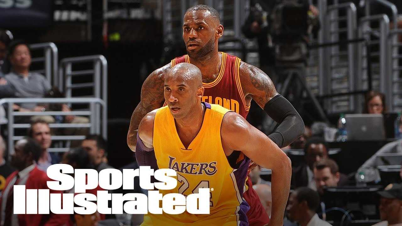 Kobe Bryant Decided To Get In On The LeBron James Legacy Talk | SI NOW | Sports Illustrated