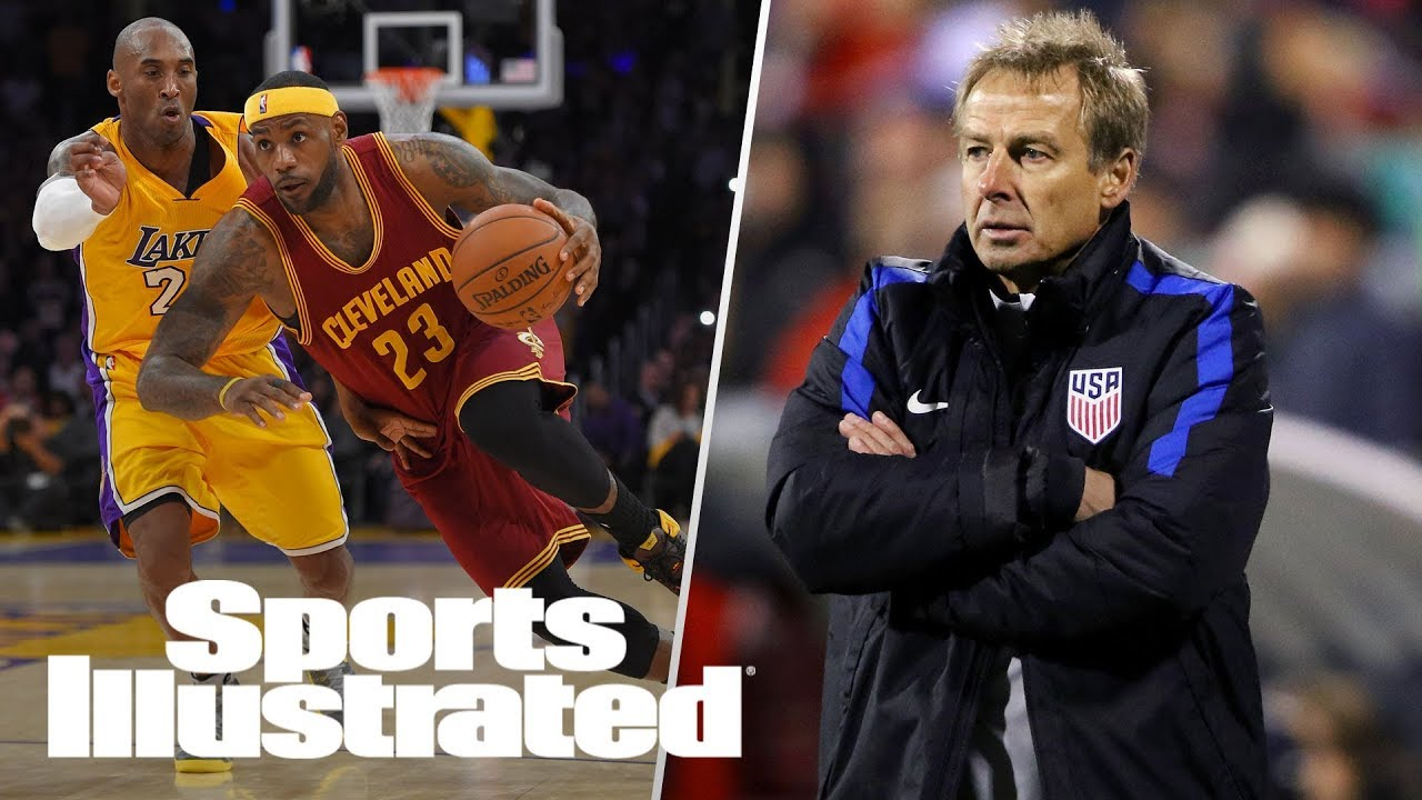 Kobe's Advice To LeBron, Klinsmann's Impact On U.S.' Spot In World Cup | SI NOW | Sports Illustrated